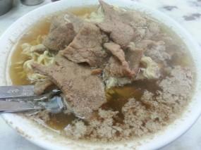 豬潤麵  - Wai Kee Noodle Cafe in Sham Shui Po