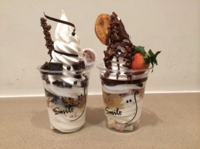 我真係好中意食 - Smile Yogurt & Dessert Bar in Tsim Sha Tsui