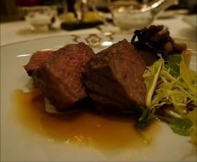 Steak - Gaddi's in Tsim Sha Tsui
