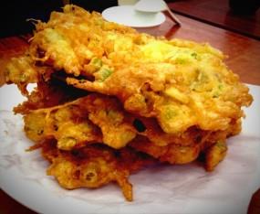 蠔餅 - 四季煲仔飯 in Yau Ma Tei