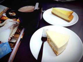 甜品~芒果芝士餅😋 - Amour Cafe in Jordan