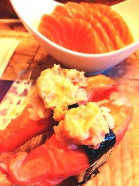 創作料理&三文魚刺身 - Monster Sushi in Mong Kok
