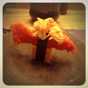 龍蝦沙津蟹棒玉子 - Monster Sushi in Mong Kok