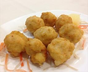 干炸蝦棗 - Shung Hing Chiu Chow Restaurant in Sheung Wan