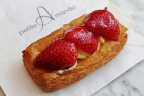 草莓丹麥酥 - petite Amanda in Central
