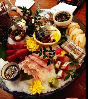 刺身拼盤 - Wako Japanese Yakiniku Restaurant in Causeway Bay