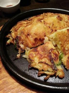 Scollop fried pancake - The Mon in Causeway Bay