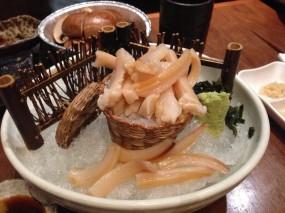 象拔蚌刺身 - Wako Japanese Yakiniku Restaurant in Causeway Bay