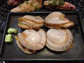燒凡立貝 - Wako Japanese Yakiniku Restaurant in Causeway Bay