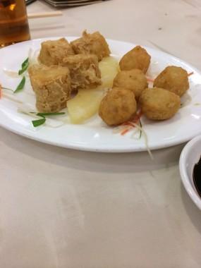 炸雙棗 - Shung Hing Chiu Chow Restaurant in Sheung Wan