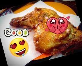 美味炸雞脾,正 - Si Sun Fast Food in Hung Hom