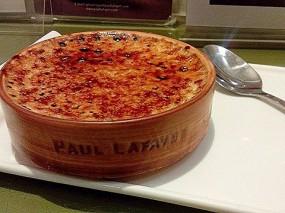法式焦糖燉蛋 - Paul Lafayet in Tsim Sha Tsui