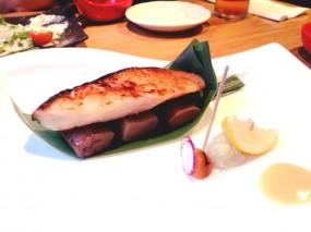 Grilled cod - Ippudo HK in Tsim Sha Tsui