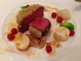 Beef fillet - Gaddi's in Tsim Sha Tsui