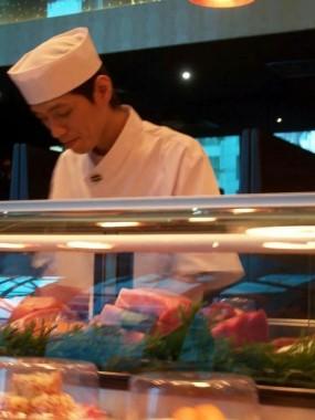 chef - Monster Sushi in Mong Kok