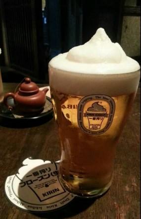 泡泡啤酒 - The Mon in Causeway Bay