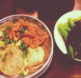 油菜 - Tsim Chai Kee Noodle in Central