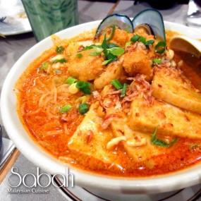 叻沙 - Sabah Malaysian Cuisine in Wan Chai