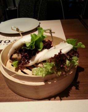 Mushroom Bao - Harlan Goldstein's Comfort in Central