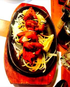 Chicken Tikka - Aladin Mess in Causeway Bay