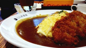Pork Cutlet Omelet Curry  - CoCo Ichibanya in Kwun Tong