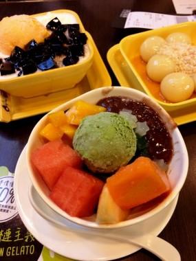 Desert - Honeymoon Dessert in Sai Kung )
