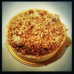 Apple Crumble Tart - Crema in Tsim Sha Tsui
