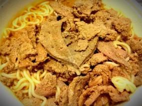 豬潤牛肉麵 - Wai Kee Noodle Cafe in Sham Shui Po )