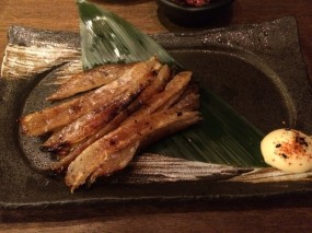 Mirin grilled dried fish - Dondonya Honten in Tsim Sha Tsui )