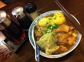 至尊三寶麵 - Tsim Chai Kee Noodle in Central