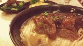 牛筋牛肉麵 - Seam Eett Taiwan Noodles in Mong Kok