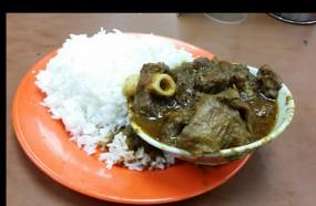 咖喱羊腩飯 - Wai Kee in Wan Chai