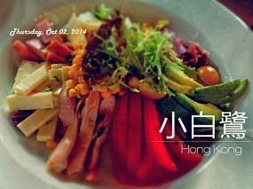 田園沙律 - 大埔的小白鷺餐廳