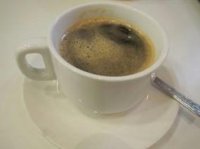 熱咖啡 - D.i.F. Cafe in Mong Kok