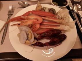 各類海產冷盤 - Promenade Restaurant in Hung Hom