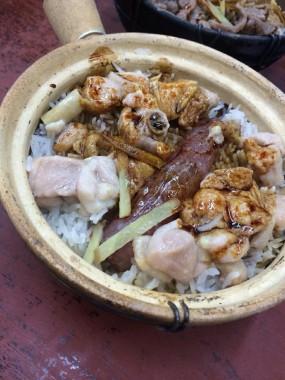 臘腸滑雞飯 - 四季煲仔飯 in Yau Ma Tei