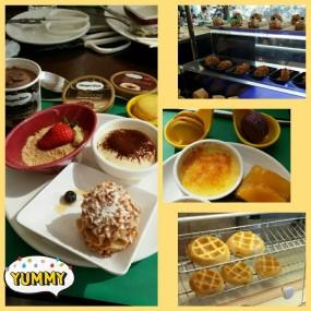 dessert - Promenade Restaurant in Hung Hom