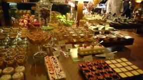Dinner Buffet desserts - Tiffin in Wan Chai