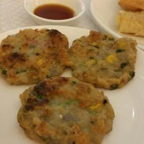 蓮藕餅 - Star Seafood Floating Restaurant in Sha Tin