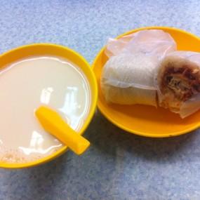 豆漿,瓷飯 - 上海真美豆漿大王 in Tseung Kwan O