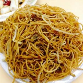 炒麵 - 合益泰小食 in Sham Shui Po