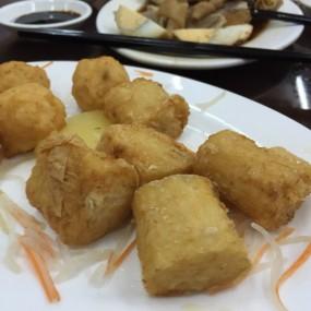 炸蝦蟹棗 - Shung Hing Chiu Chow Restaurant in Sheung Wan