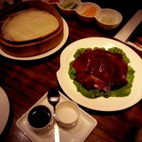 片皮鴨 (半隻) - Empire City Roasted Duck in Tsim Sha Tsui