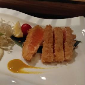 吉列三文魚 - Ippudo HK in Tsim Sha Tsui