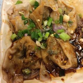 紅油抄手 - 上海真美豆漿大王 in Tseung Kwan O