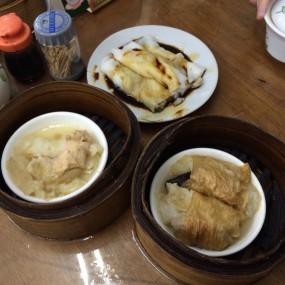 雞扎 棉花雞 - Lin Heung Tea House in Central
