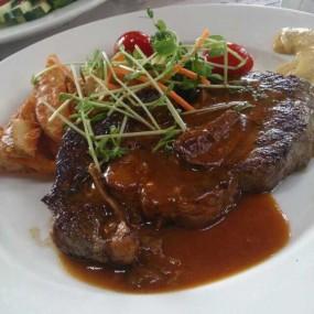 牛扒 - 大埔的小白鷺餐廳