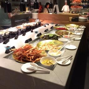 dinner buffet - 尖沙咀的The Market
