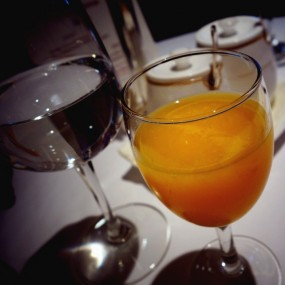 orange juice - Cova Ristorante & Caffe in Kowloon Tong