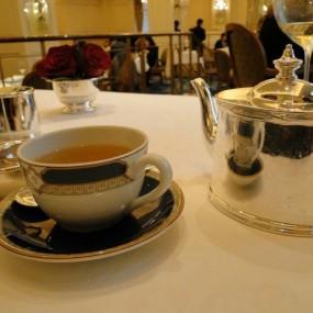 Mint Tea - Gaddi's in Tsim Sha Tsui